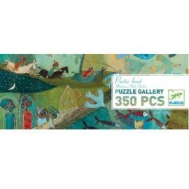 puzzle gallery 'bateau poétique' 350pces