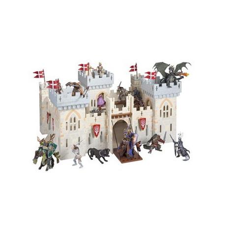 fabuleux château de chevalier